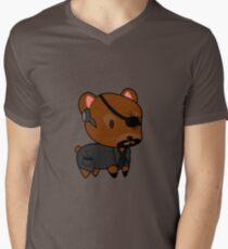 My little Fury Men's V-Neck T-Shirt
