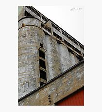 Elevator to the Past Photographic Print