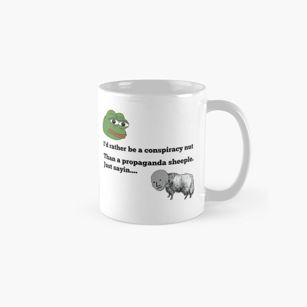 Seek Truth Mug