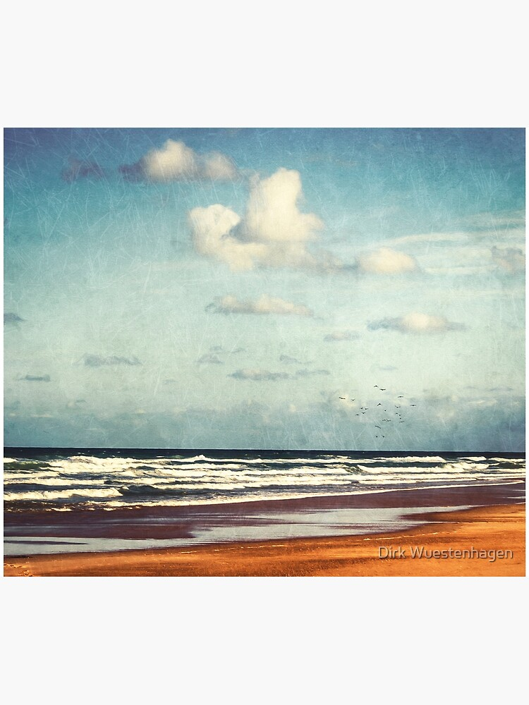 Beach - a photo painting by DyrkWyst