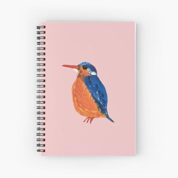 Solo Bird Spiral Notebook