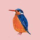 Solo Bird by ec-art