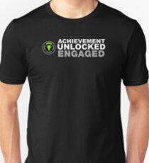 Achievement Unlocked Engaged T-Shirt