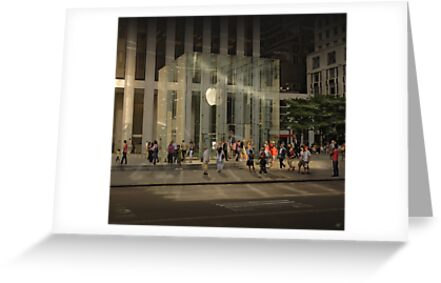 The Big Apple by Paul Vanzella