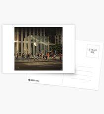 The Big Apple Postcards