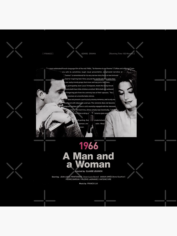 A Man and a Woman by NumbLock