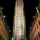 Rockefeller Center by Anthony Hennessy