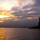 Statue of Liberty by Anthony Hennessy
