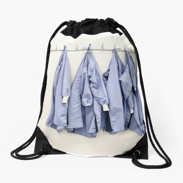 Science Day in the Laboratory Drawstring Bag