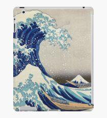 Vinilo o funda para iPad Las mejores camisetas, impresiones, etc. - Hokusai - la gran ola de Kanagawa - 1823