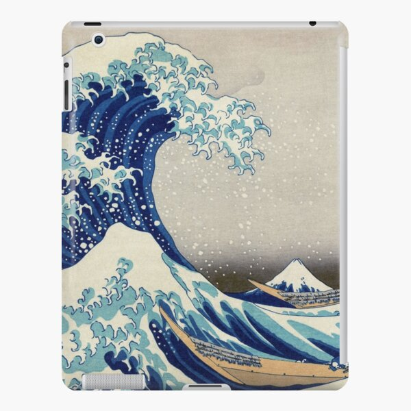 Best Price Magnets - T-Shirts, Prints etc - Hokusai - the great wave off Kanagawa - 1823 iPad Snap Case