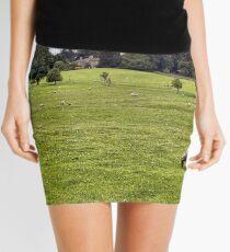 Peaceful Pastures Mini Skirt