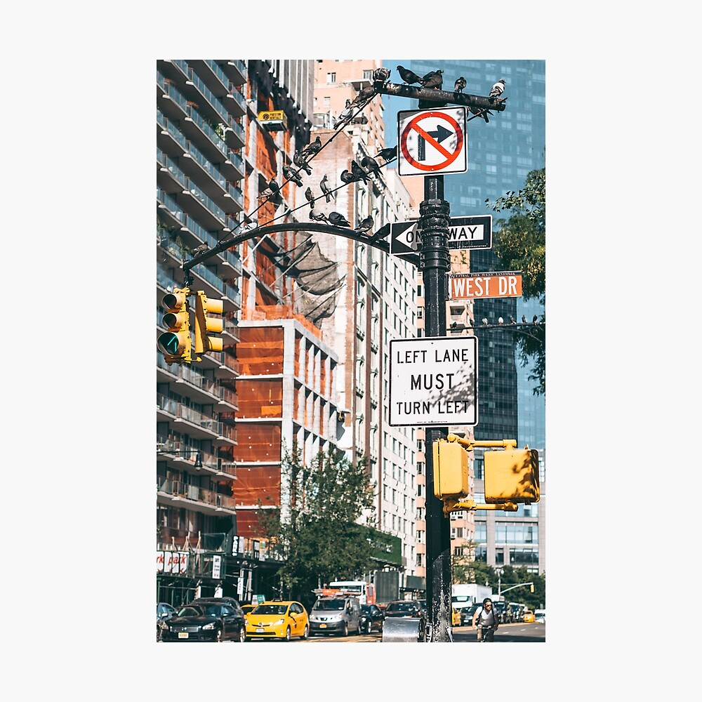 New York City 2016 Photographic Print