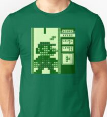 Tetris Bros. Unisex T-Shirt