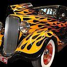 Fiery rod by resin8n