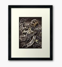 Armello - The King is Dead Framed Print