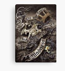 Armello - The King is Dead Canvas Print