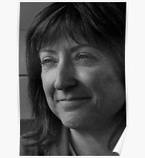 Melinda with Natural Light Poster