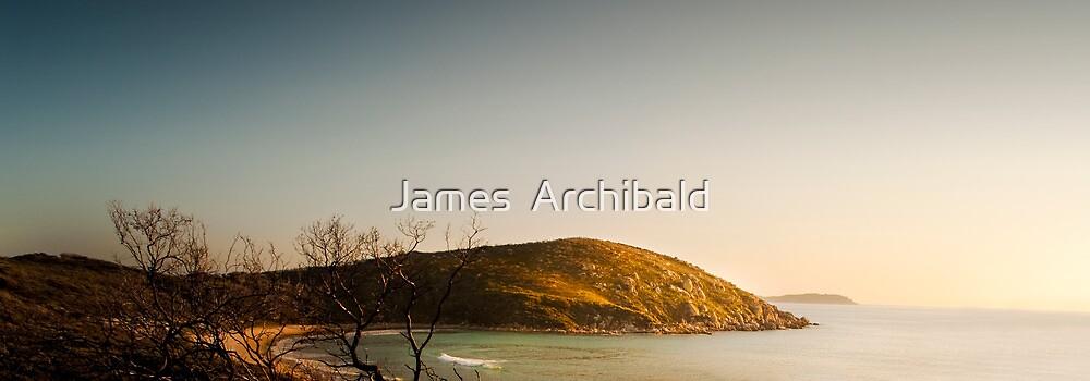 Wilsons Promontory, Gippsland  by James  Archibald