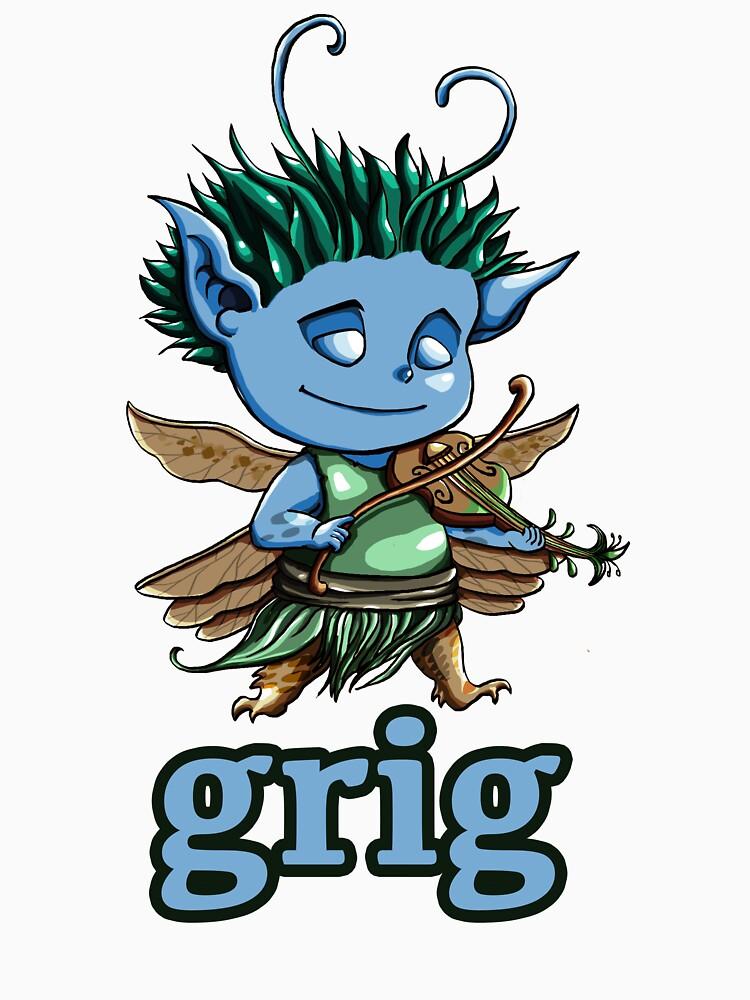 Grig Mascot by handfetisch