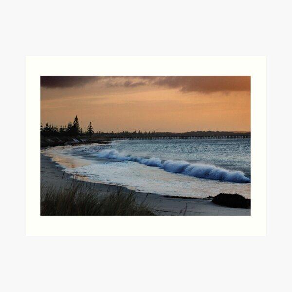 Esperance Sunrise # 3 Art Print