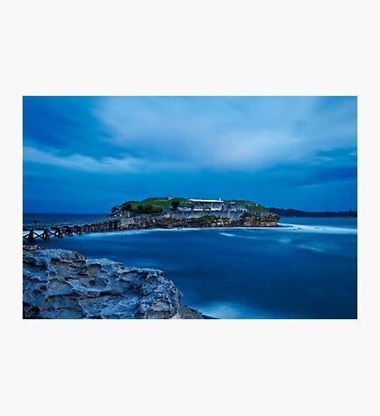 Bare Island - La Perouse Photographic Print