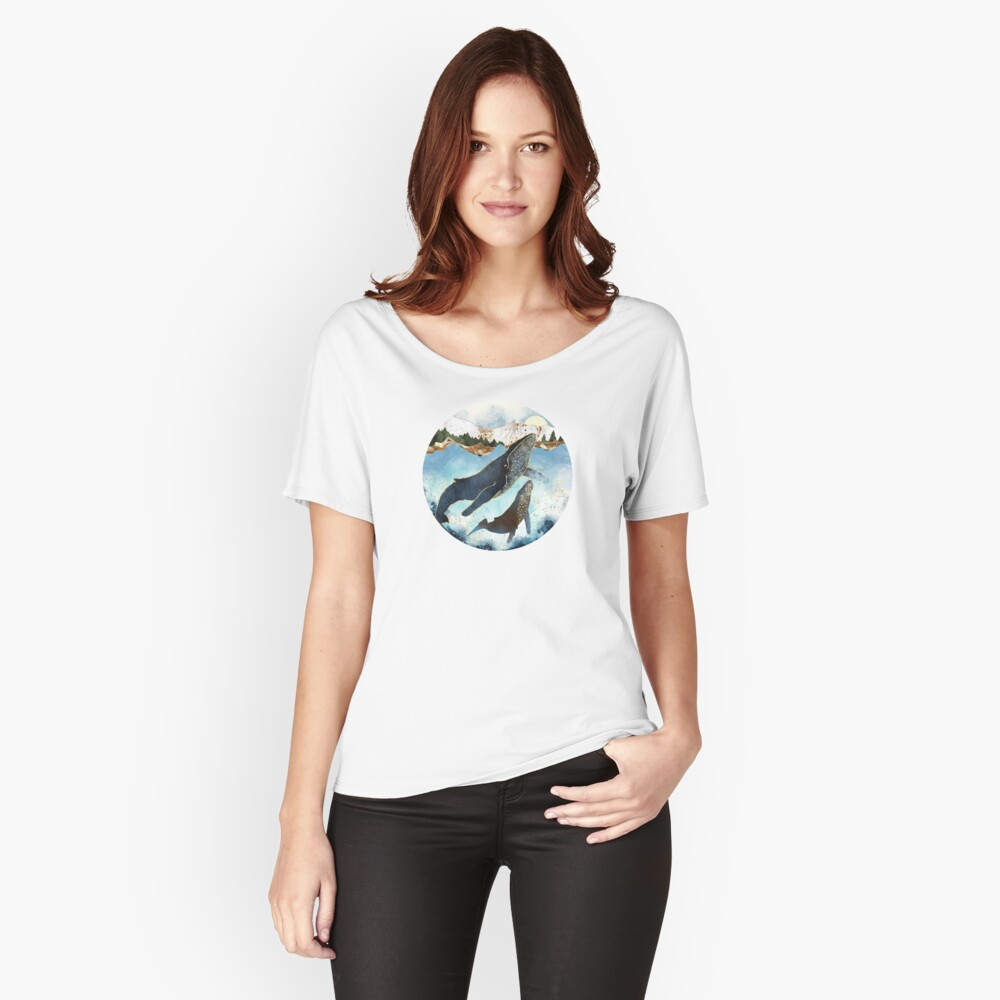 Bond V Relaxed Fit T-Shirt