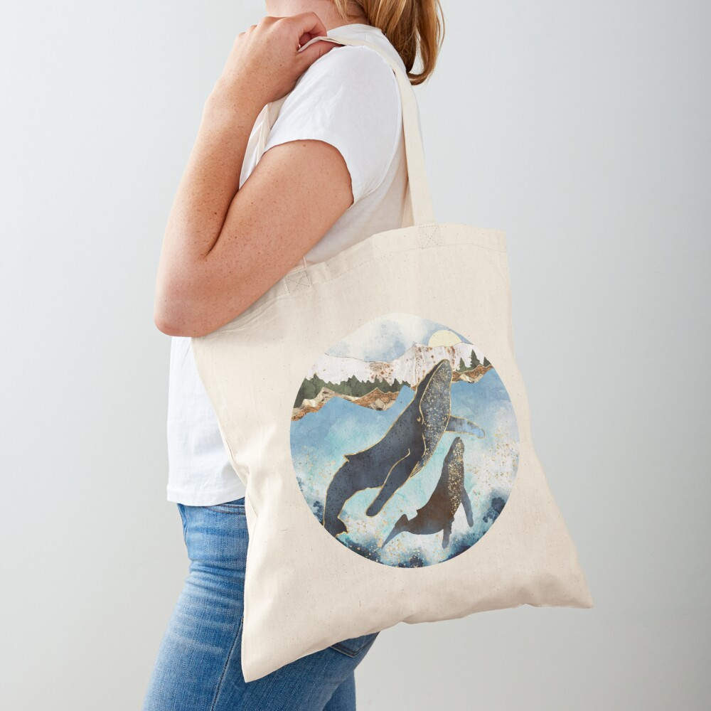 Bond V Tote Bag