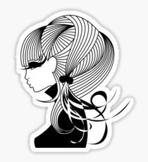 Britt1 Sticker