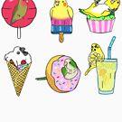 Sweet Birbs doodle by FandomizedRose