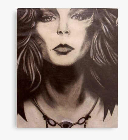 Alice Of Wonderland Drive Beverly Hills, CA  Metal Print