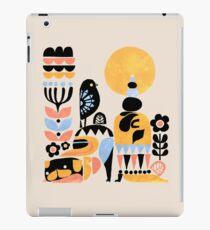 Scandinavian Pug Yoga iPad Case/Skin
