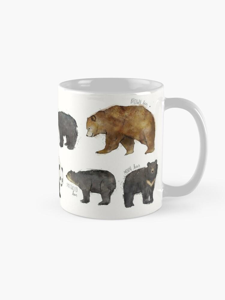 Alternate view of Bears Mug