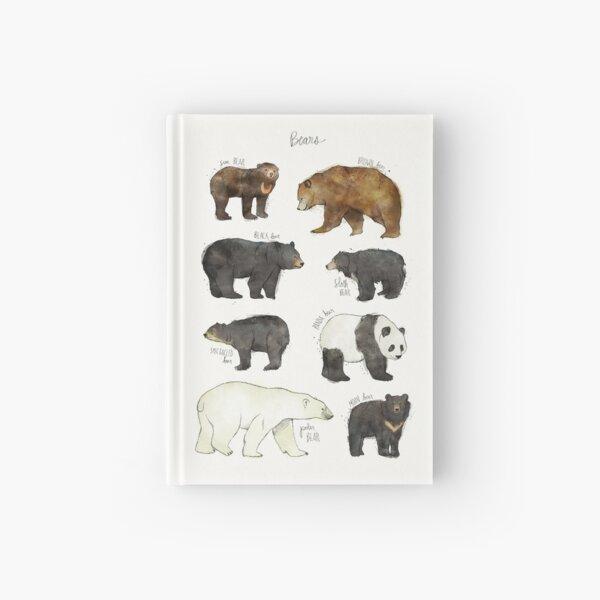 Bears Hardcover Journal