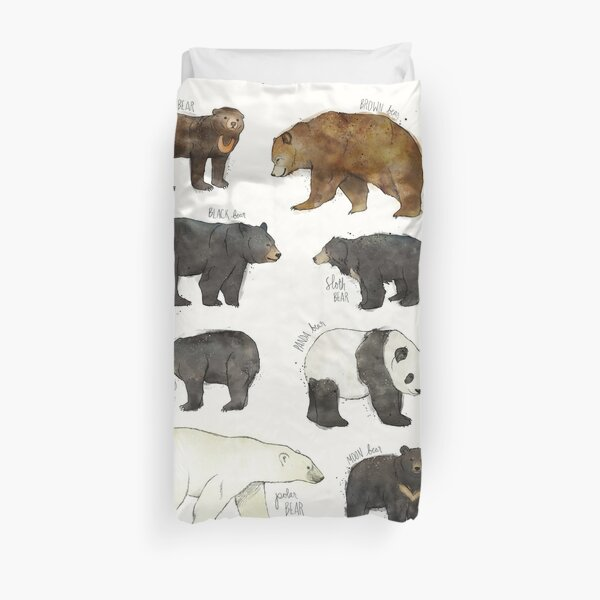 Bears Duvet Cover
