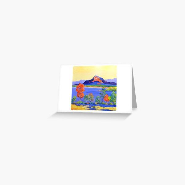 Moogerah Dam [Lake]  Greeting Card