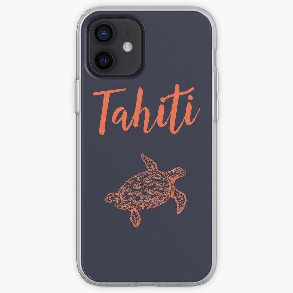 Tahiti - Polynésie française Coque souple iPhone