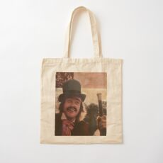 Groovy Smiley  Cotton Tote Bag