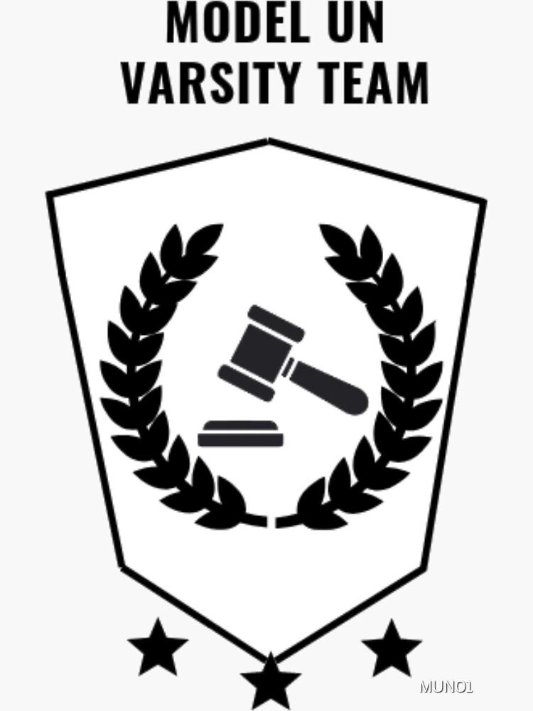 Model UN Varsity Team by MUN01