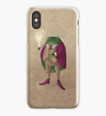 Herr Frosch iPhone Case/Skin