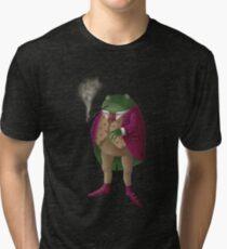 Herr Frosch Tri-blend T-Shirt