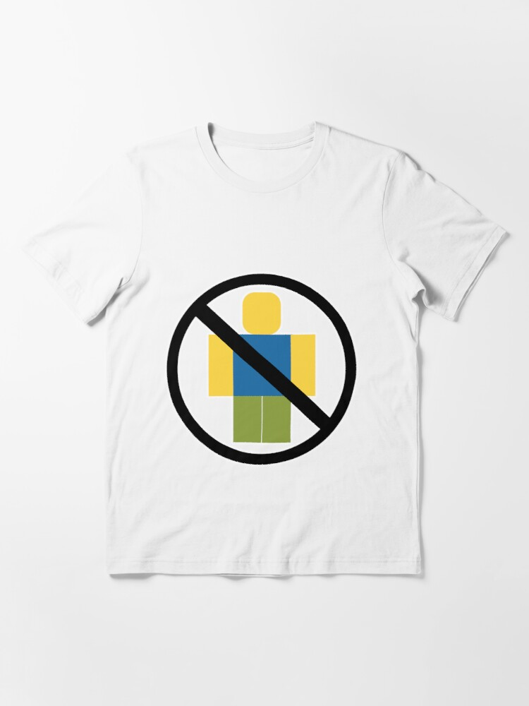 The Noob Gang Roblox Roblox Keep Out Noobs T Shirt By Jenr8d Designs Redbubble