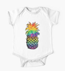 Pineapple Rainbow Fruit Kids Clothes