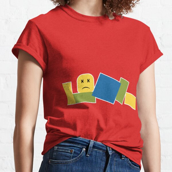 Sammy The Strawberry Roblox Noob Roblox Gifts Merchandise Redbubble