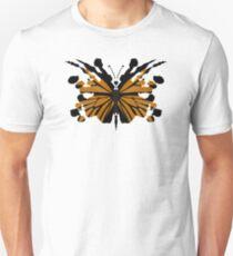 Rorschach Monarch Unisex T-Shirt