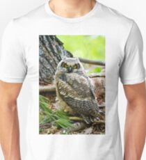 Great Horned Owlet T-Shirt