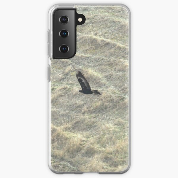 Wedge-Tailed Eagle Soaring Samsung Galaxy Soft Case