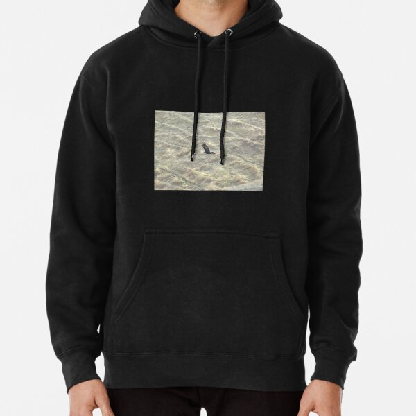 Wedge-Tailed Eagle Soaring Pullover Hoodie