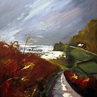 Towards Priest's Cove, Cape Cornwall by Sue Nichol