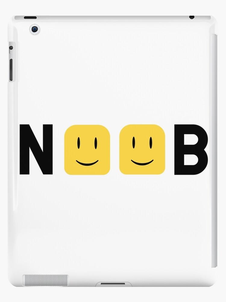 roblox noob skins de roblox Roblox Noob Heads Ipad Case Skin By Jenr8d Designs Redbubble
